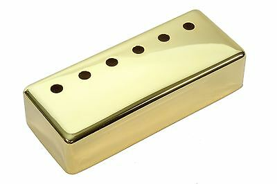 Mini Humbucker Pickup Cover Gold Plated nickel silver 50mm