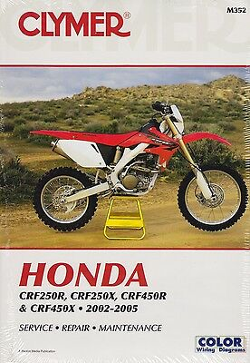 Clymer Workshop Manual Honda XR600R Honda XR650L 1991-2012 Service Repair