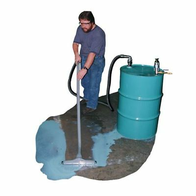 Exair Two Way Reversible Drum Vac System - Coolants, Oils, Liquid Spills, Chips