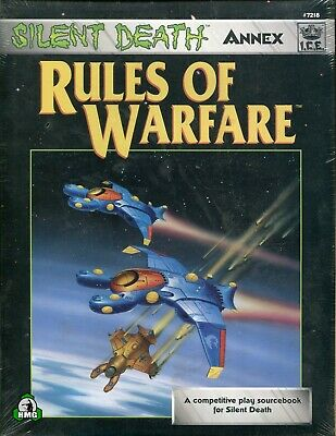 Silent Death: Rules of Warfare (New)