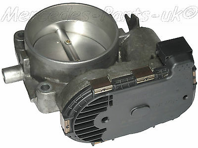 Mercedes E-Class W211 Throttle Bodies Slide 0280750019 1121410125 A1121410125