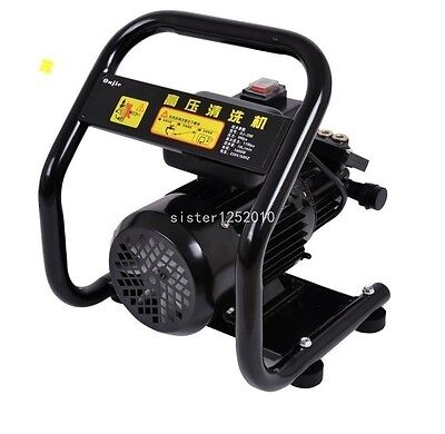 New AC220V 1400W High Pressure Washer Electric Water Cleaner Pump