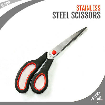 Brand New Stainless Scissors for Everyday Living Kitchen Tailor Paper Cut School