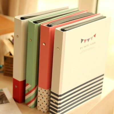 """Our Episode"" 1pc DIY Photo Album Cute Mommy Book Baby  Polaroid Wedding Album"