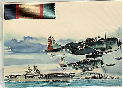 (ER73) 1990 AU postcard under fire reprint (E)