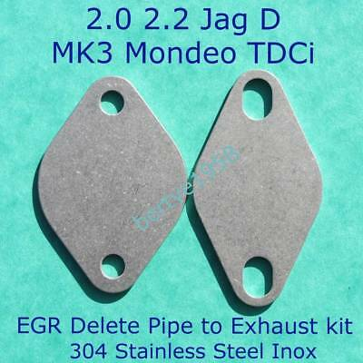 EGR VALVE BLANKING  PLATE OE EGR 001 FORD MONDEO 2.0,2.2 TDCI