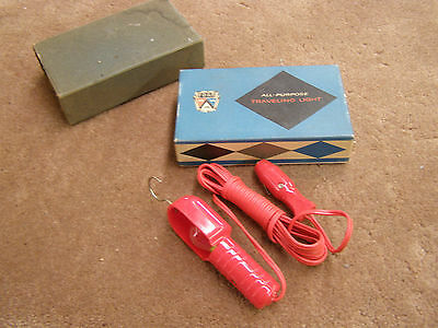 NOS OEM Ford Accessory Travel Light 1956 - 1972 Fairlane Galaxie Truck Mustang +