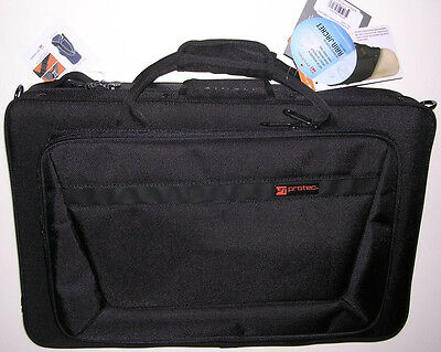 Protec Oboe/English Horn Combo Pro Pac Hard Case in Black. PB315EH (2015 model).