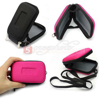 Universal portable DC Hard Bag Digital Camera Case Pouch For CANON SONY