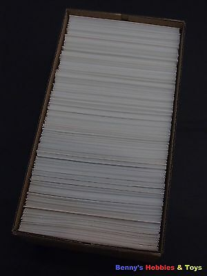 "500 New Glassine Envelopes #1 - 1 3/4"" x 2 7/8"" - Stamp Philately Supplies"