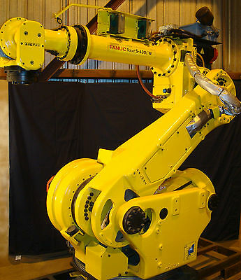 Fanuc S 430 iW RJ3 Industrial robot Tested and Verified