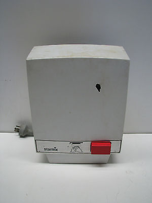 Starmix Bathroom Automatic Hand Dryer
