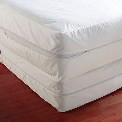 Anti Bed Bug Mattress Cover Protector - Protege Couvre Matelas Anti Punaise