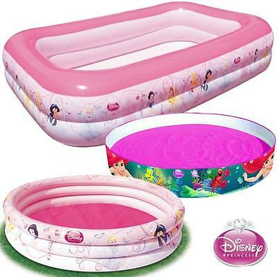 Disney Princess Swimming Pool Family Garden Outdoor Inflatable Paddling Pool