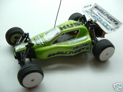 MBG2  BUGGY BODY FOR LOSI MICRO T by Team Bluegroove