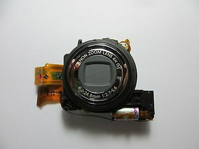 Lens Zoom Assembly Unit Repair Parts for Canon A3100 IS with CCD Replacement
