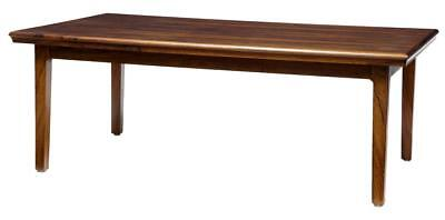 20Th Century Danish Rosewood Adjustable Coffee Table