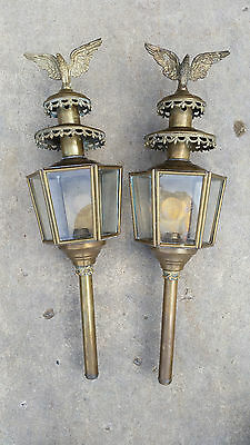 Eagle top candle torches   (LT 555)