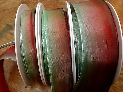 """7//8/"""" or 1.5/"""" FRENCH RIBBON SOLID 1yd GOLDEN MELON Made in France VINTAGE 5//8/"""""""