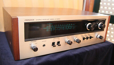 Vintage Stereo Receiver Pioneer LX-440A - Rare