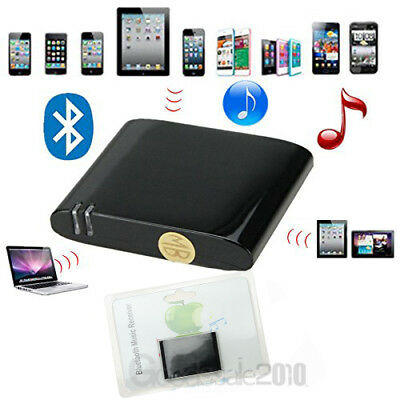 Bluetooth Music Receiver Adapter for Bose Sounddock Series I II 10 & Portable