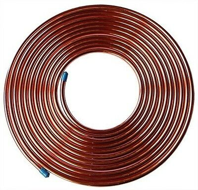 Copper Pipe / Tube Annealed (Gas, Water, DIY, Plumbing) Imperial Sizes - New