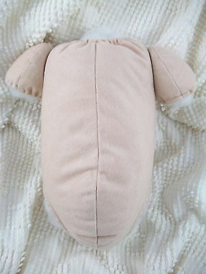 "17""-18"" reborn doe suede body for baby doll kits 3/4 arms & full legs!"