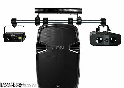 JBL Eon 515 Lighting/Effects T Bar Stand Kit for Speakers (Alloy X1 Series)