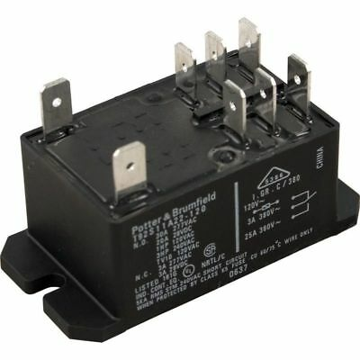 Potter & Brumfield T92S11A22-120 120AC 30 Amp DPDT Relay