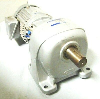 NEW!! GTR GEARMOTOR G3LM-32-40-075 HELICAL G3 SERIES 1hp