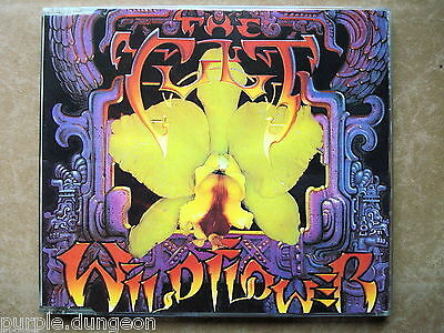 CULT ‎–  Wildflower    CD      5 track  AUSTRALIA   VOZCD 195 T     ☣ ☠