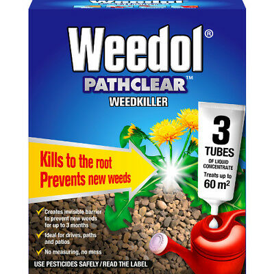 Scotts Pathclear Weedkiller LC 3 Tube