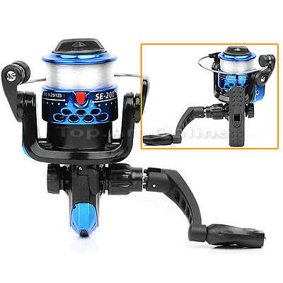 3BB Bateau de pêche interchangeable moulinet 5:2:1 Fishing Spinning Reel pêcher