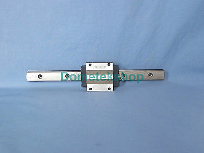 IKO LWHT20 Linear guide and rail, 300 mm