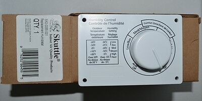 NIB New Skuttle Replacement Humidifier Humidistat Part# SK0-0055-001