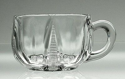 Tarentum LADDERS aka LOOP & PYRAMID Punch Cup(s) - EAPG - As Many As You Need!