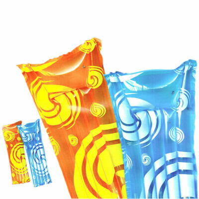 Inflatable Air Mat Lounge Floater Floating/Beach River Swimming Pool Lake Water