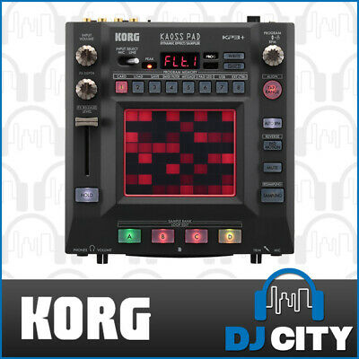 KP3-PLUS Korg Kaos Pad Effect / Sampler