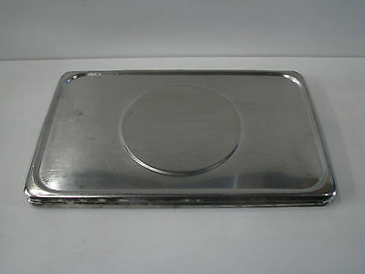 5 x Regethermic Catering Bain Marie Lid Pan Tray - GN1/1 - Stainless Steel