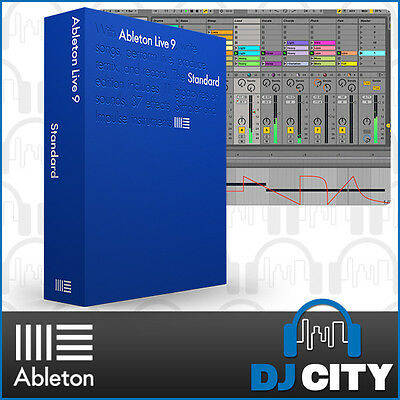 Ableton Live 9 Standard Music Production Software DAW