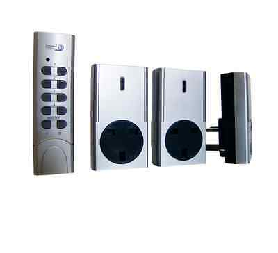 Byron Home Easy HE830S Remote control Socket Kit