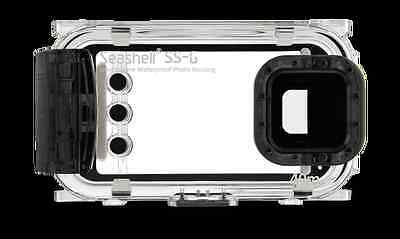 Seashell SS-G Diving Underwater Housing Hard Case for Samsung Galaxy S4/S3 Black