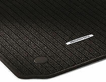 Genuine Mercedes-Benz W204 C-Class Saloon & Estate Ribbed Floor Mats NEW
