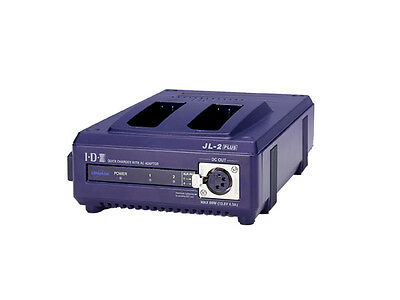 IDX JL-2Plus 2 Channel Sequential Quick Charger For NP1 Batteries
