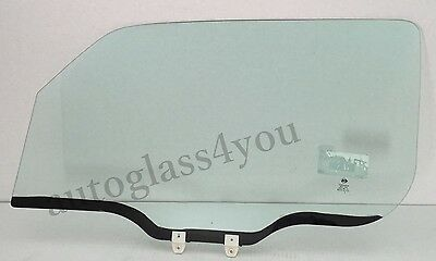 For 2011-2015 BMW X1 4-DR Utility Rear Door Window Glass Driver//Left Side