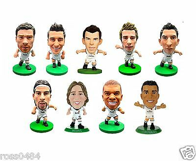 Real Madrid CF SoccerStarz Figures Players Football Figurines Official Gift