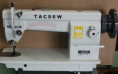 Tacsew T111-155 New Walking Foot Machine With Servo Motor Knocked Down
