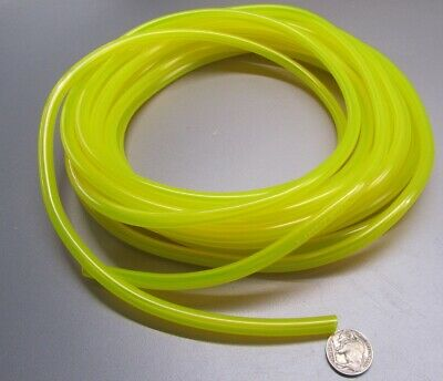 """Tygon Fuel Tubing F4040A  5/16"""" ODx 3/16"""" IDx 1/16"""" Wall x 25 Ft Coil- AAGO00012"""