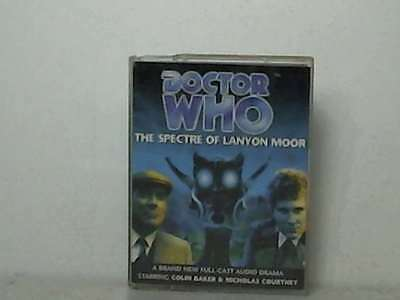 NICOLAS PEGG DOCTOR WHO THE SPECTRE OF LENYON MOOR AUDIO BOOK CASSETTE Books