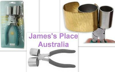 Bracelet Making - Double Cylinder Pliers - Your choice of Sizes !